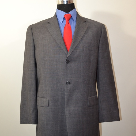 Brooks Brothers Other - Brooks Brothers 42R Sport Coat Blazer Suit Jacket